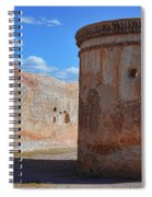 Mortuary Chapel Spiral Notebook