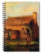 Mosler: Lost Cause, 1868 Spiral Notebook