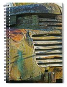 Moss Covered Grill Spiral Notebook