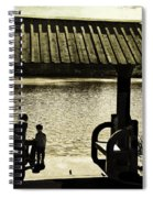 Mother And Child - Special Moment Spiral Notebook