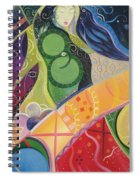 Mother And Matter Spiral Notebook