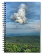Mother Natures Naughty Toy Spiral Notebook