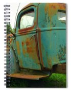 Mother Nature's Paint Job Spiral Notebook
