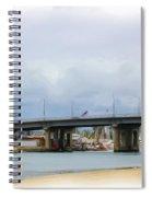 Mothers Beach Spiral Notebook