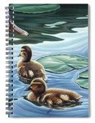 Mother's Watchful Eye Spiral Notebook