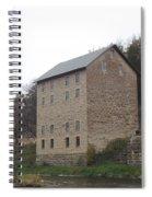 Motor Mill Spiral Notebook
