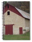 Motor Mill Livery Spiral Notebook