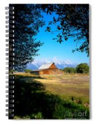 Moulton Barn Spiral Notebook