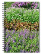 Mounds Of Color Spiral Notebook
