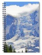 Mount Adams Spiral Notebook