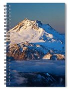 Mount Jefferson Spiral Notebook