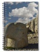 Mount Nemrut Spiral Notebook