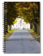 Mount Pleasant In Autumn - Philadelphia Spiral Notebook