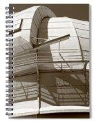 Mount Wilson Observatory Spiral Notebook