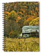 Mountain Home Spiral Notebook