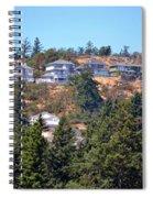 Mountain Life Spiral Notebook