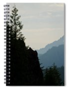 Mountain Vista Spiral Notebook