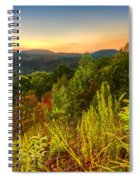 Mountainside Spiral Notebook