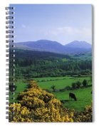 Mourne Mountains, Co Down, Ireland Spiral Notebook