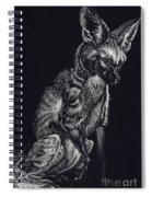 Mr. Big Ears Spiral Notebook