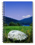 Mt Desert Island Maine Spiral Notebook