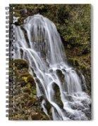 Mt Hood Cascade Spiral Notebook