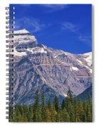 Mt. Robson, British Columbia Spiral Notebook