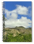 Mt St Helens 2 Spiral Notebook