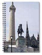 Mt. Vernon Landmarks Spiral Notebook