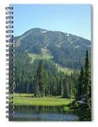 Mt. Washington Spiral Notebook