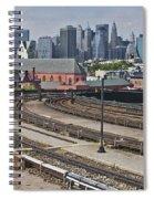 Mta High Point Spiral Notebook