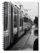 Mtba Commuter Spiral Notebook