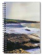 Mullaghmore, Co Sligo, Ireland Spiral Notebook