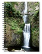Multnomah Spiral Notebook