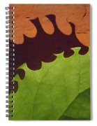 Munch Spiral Notebook