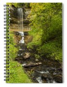 Munising Falls 1 Spiral Notebook