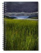 Munlochy Bay Spiral Notebook