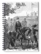 Munsons Hill, 1861 Spiral Notebook