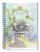 Murrcats  Spiral Notebook