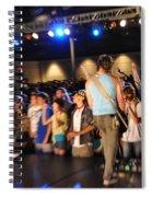 Museum-4297 Spiral Notebook