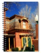 Museum In Silver City Nm Spiral Notebook