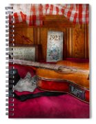 Music - Guitar - That Old Country Feel Spiral Notebook