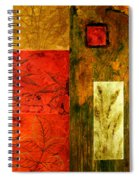 Music Of The Fall Spiral Notebook