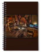 Music Studio Spiral Notebook
