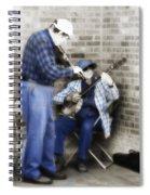 Musicians 2 Spiral Notebook