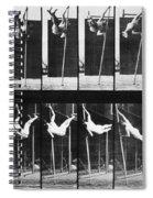 Muybridge: Photography Spiral Notebook