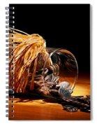 My Change Jar Spiral Notebook