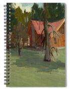 My Farm Spiral Notebook