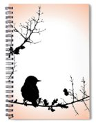 My Little Birdie Spiral Notebook