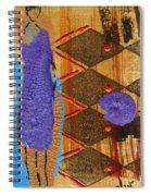 My New Purple Dress Spiral Notebook